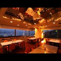 最上階レストラン