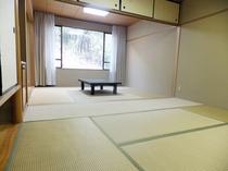 和室(山側:10畳 41平米)ファミリータイプ