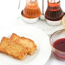 BMフレンチトースト(朝食)