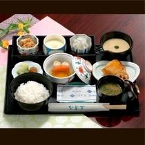 BN【なだ万】和朝食