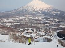 【周辺・景観】羊蹄山