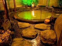 芦の湯 露天風呂