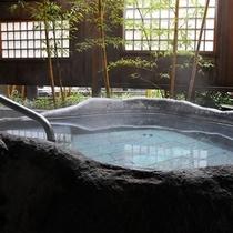 露天風呂付客室「観月の間」