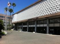 鹿児島県体育館