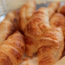 【朝食】クロワッサン