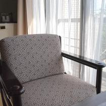 客室(窓際)