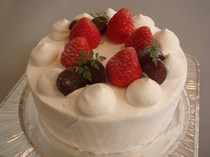 お祝い用ケーキ