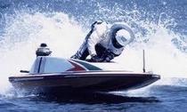 白熱のレースが展開される浜名湖競艇