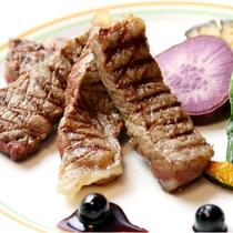 洋食 ステーキ