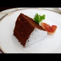 チョコケーキイメージ