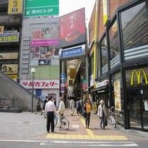 小倉駅からホテルへの行き方2