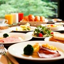 ■朝食バイキング(イメージ)