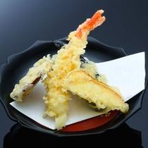 (夕食)天ぷら