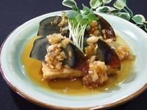 ピータン豆腐
