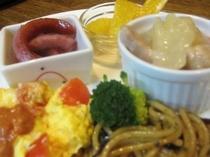 10品朝食-1例