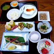 ■朝食一例■