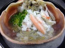カニ味噌の甲羅焼き【1000円~】