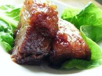 手作り豚の角煮
