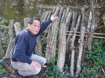 大将です。2011年に椎茸作りに目覚め、毎年、収穫できるのを楽しみにしています