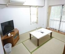 *禁煙和室3間(キッチンなし)