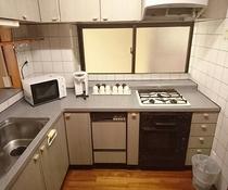 *禁煙高層階和室4間(キッチン付き)
