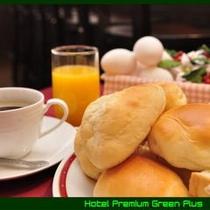 天然酵母の優しいパン