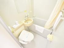 【バス・トイレ】全室洗浄機能付トイレです。
