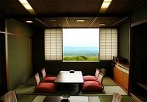 4階の眺望和室からの眺め