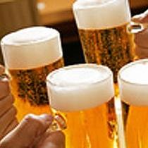 夏は生ビールでカツーッンと乾杯!!