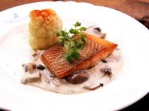 お魚料理のイメージ