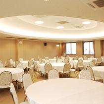 館内一例:結婚式場