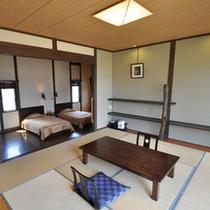 【特別室】和室 のんびりと過ごせる和室です