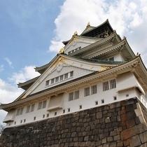【大阪といえば】大阪城♪