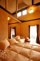【露天風呂付き客室】【特別室】洋室23畳 テラス11畳