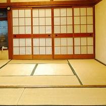 客室例・1階(梅)