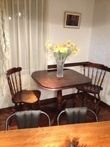 愛のテーブル