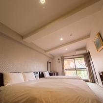 【特別室】ベッドルーム