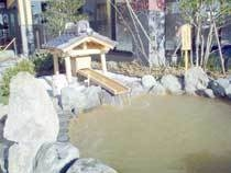 【提携温泉】真名井の湯 外風呂