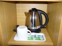 朝の忙しい時間に最適♪瞬間湯沸かし器