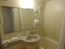 シングルルーム バスルーム