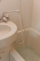 便利な一時止水栓機能付き
