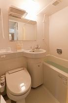 全室シャワートイレ採用
