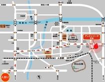 アンジェリーク平安map