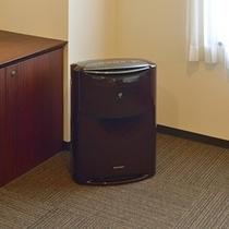 ユニバーサルツイン 『プラズマクラスター』加湿機能付空気清浄機