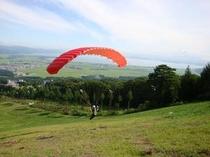 パラグライダー体験コース