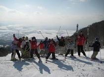 ジュニアスキーキャンプ(冬)