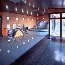 大浴場サウナ完備