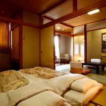 【超一番人気のお部屋和室二間】