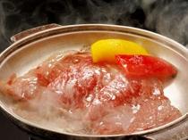 黒毛和牛ステーキ(焼き)