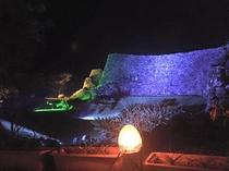 【周辺】世界遺産の今帰仁城跡と桜のライトアップが楽しめます。